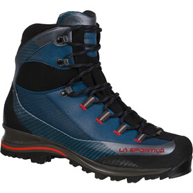 La Sportiva Trango TRK Leather GTX Zapatillas Hombre, azul